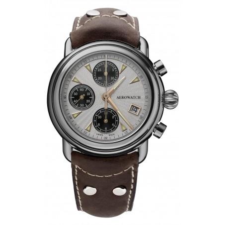 Aerowatch - 1942 61901 AA09 S Uhr