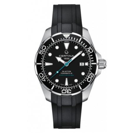 Certina - DS Action Diver Powermatic 80 SPECIAL EDITION C032.407.17.051.60 Uhr