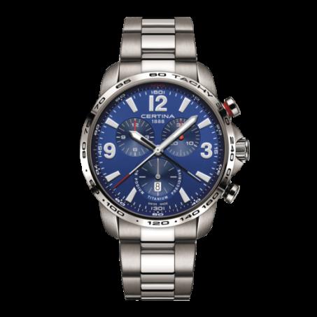 Certina - DS Podium Chronograph 1/100 sec C001.647.44.047.00 Uhr
