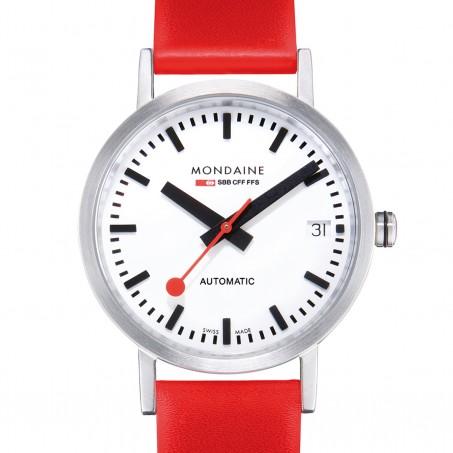 Mondaine - Classic Automatic A128.30008.16SBC Uhr