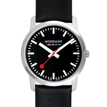 Mondaine - Simply Elegant 36mm A400.30351.14SBB Uhr