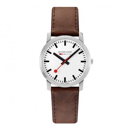 Mondaine - Simply Elegant A638.30350.12SBG Uhr
