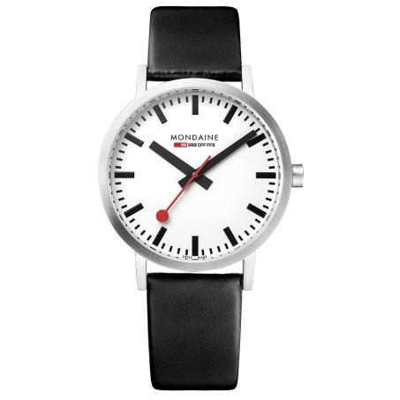 Mondaine - Classic 36mm A660.30314.11SBB Uhr