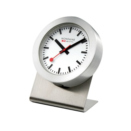 Mondaine - Magnet Clock 50 mm A660.30318.81SBB Uhr