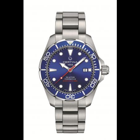 Certina - DS Action Diver Powermatic 80 C032.407.11.041.00 Uhr
