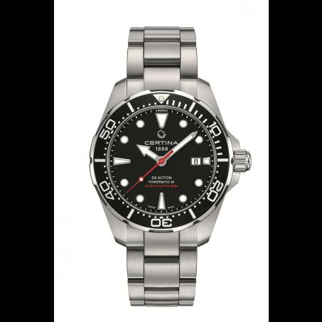 Certina - DS Action Diver Powermatic 80 C032.407.11.051.00 Uhr