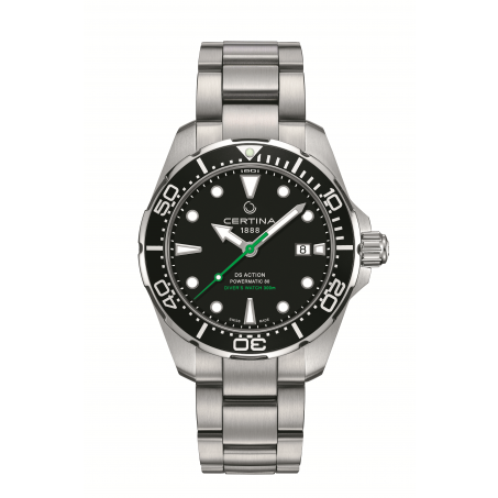 Certina - DS Action Diver Powermatic 80 C032.407.11.051.02 Uhr