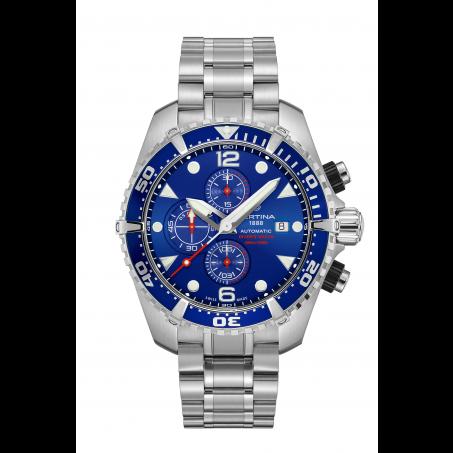 Certina - DS Action Diver Chronograph Automatic C032.427.11.041.00 Uhr