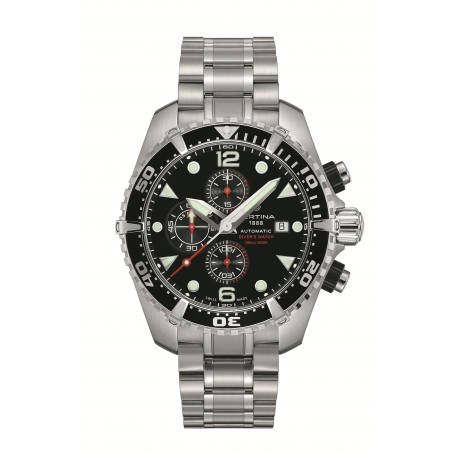 Certina - DS Action Diver Chronograph Automatic C032.427.11.051.00 Uhr