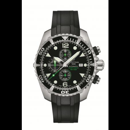 Certina - DS Action Diver Chronograph Automatic C032.427.17.051.00 Uhr