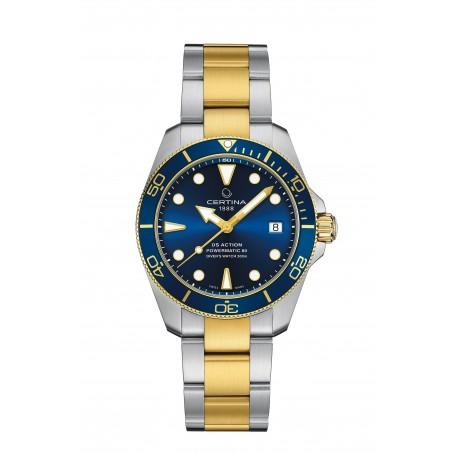 Certina - DS Action Diver Sea Turtle Conservancy SPECIAL EDITION C032.807.22.041.10 Uhr