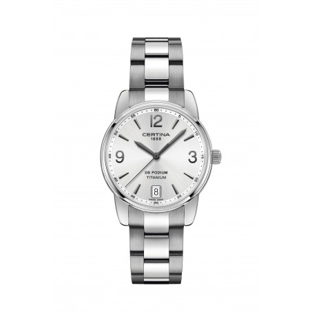 Certina - DS Podium Lady 33mm C034.210.44.037.00 Uhr