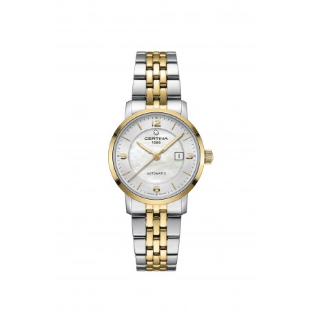 Certina - DS Caimano Lady Automatic 29mm C035.007.22.117.02 Uhr