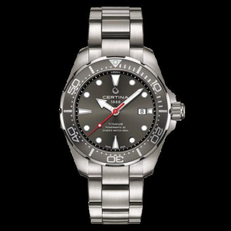 Certina - DS Action Diver Powermatic 80 C032.407.44.081.00 Uhr