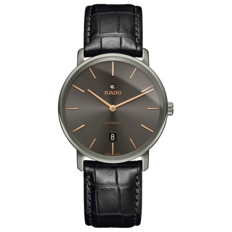 Rado - DiaMaster Thinline Auomatic R14067156 Uhr