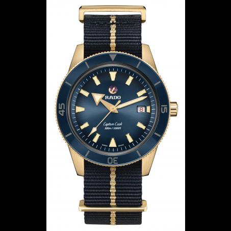 Rado - Captain Cook Automatic Bronze R32504207  Uhr
