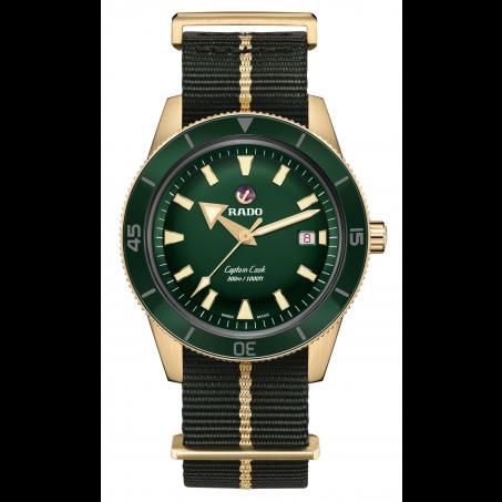 Rado -  Captain Cook Automatic Bronze R32504317 Uhr