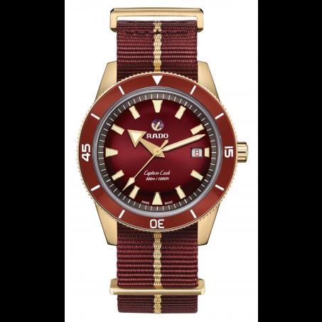 Rado - Captain Cook Automatic Bronze R32504407  Uhr