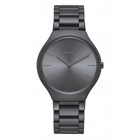 Rado - True Thinline Les Couleurs™ Le Corbusier Iron grey 32010  R27091612 Uhr