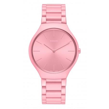 Rado - True Thinline Les Couleurs™ Le Corbusier Luminous pink 4320C  R27094642 Uhr