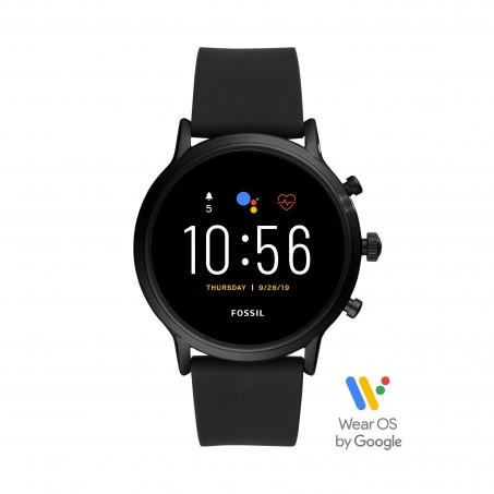 Fossil - The Carlyle HR Smartwatch 5.0 FTW4025 Uhr