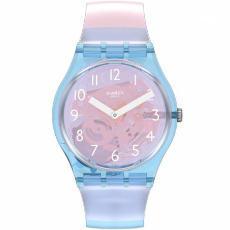 Swatch - Originals Gent Lacquered PINKZURE GL126 Uhr
