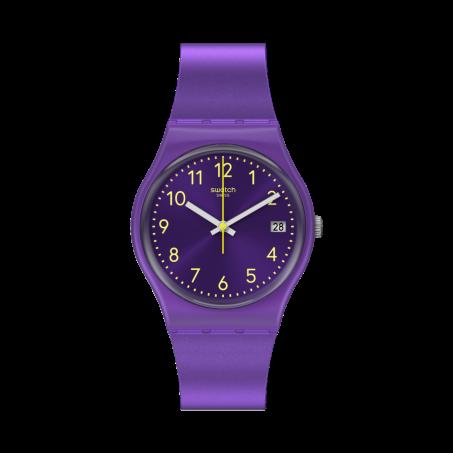Swatch - Originals Gent PURPLAZING GV402 Uhr