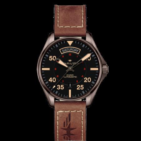 Hamilton - Khaki Aviation Day Date Auto H64605531 Uhr