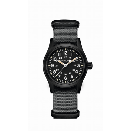 Hamilton - Khaki Field Mechanical H69409930 Uhr