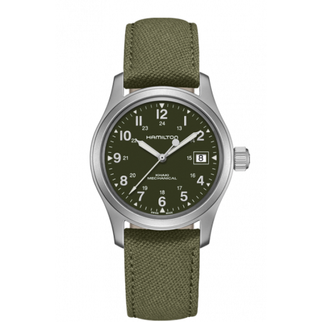 Hamilton - Khaki Field Mechanical H69439363 Uhr