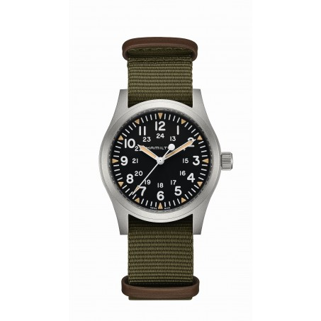 Hamilton - Khaki Field Mechanical H69529933 Uhr