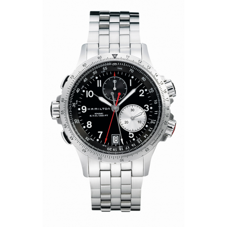 Hamilton - Khaki Aviation ETO Chrono Quartz H77612133 Uhr