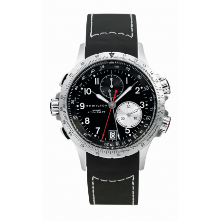 Hamilton - Khaki Aviation ETO Chrono Quartz H77612333 Uhr