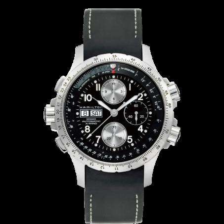 Hamilton - Khaki Aviation X-Wind Auto Chrono H77616333 Uhr