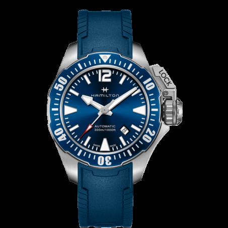 Hamilton - Khaki Navy Frogman H77705345 Uhr
