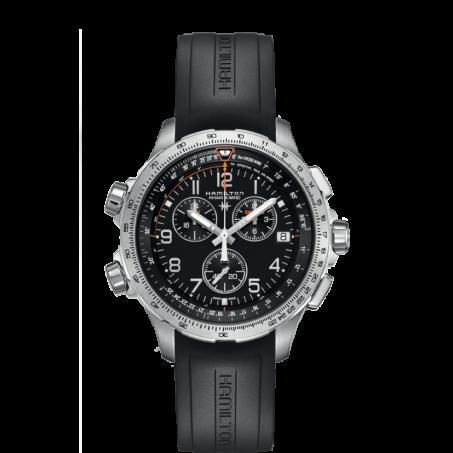 Hamilton - Khaki Aviation X-Wind GMT Chrono Quartz H77912335 Uhr