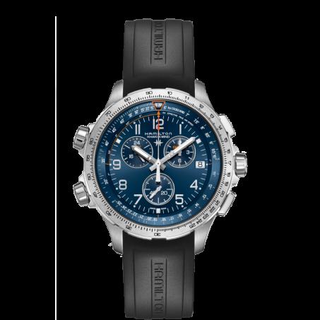 Hamilton - Khaki Aviation X-Wind GMT Chrono Quartz H77922341 Uhr