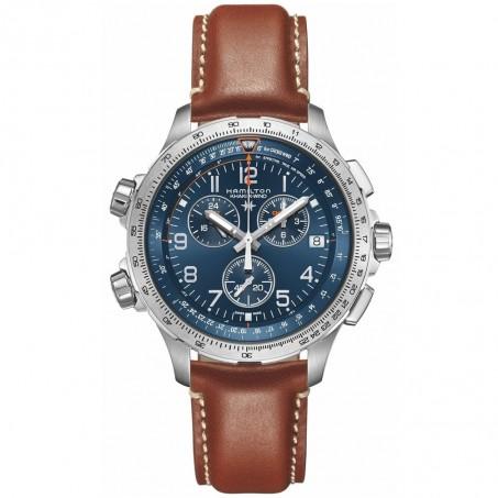 Hamilton - Khaki Aviation X-Wind GMT Chrono Quartz H77922541 Uhr