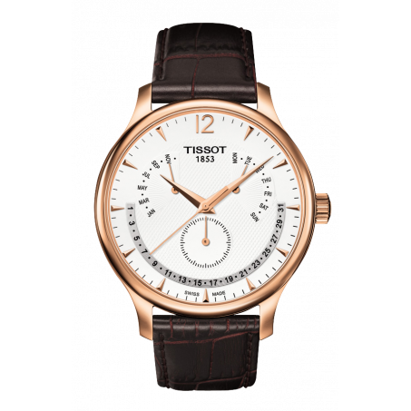 Tissot - Tradition T063.637.36.037.00 Uhr