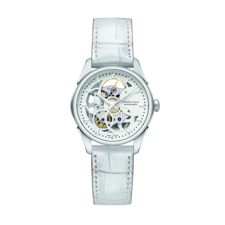 Hamilton Jazzmaster Viewmatic Skeleton H32405811 Uhr