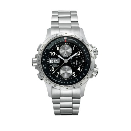 Hamilton - Khaki Aviation X-Wind Auto Chrono H77616133 Uhr