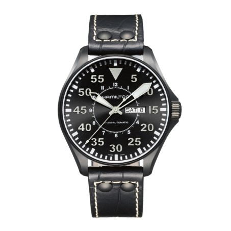 Hamilton Khaki Pilot H64785835 Uhr