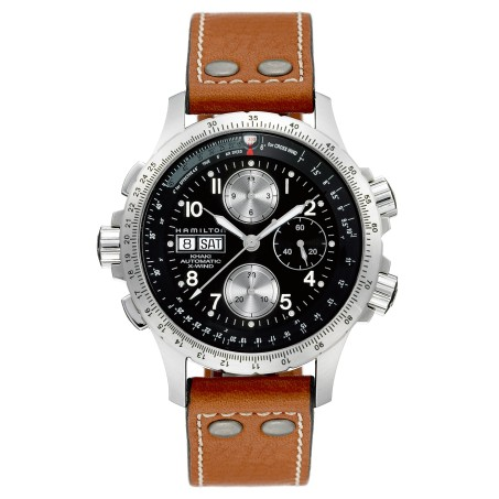 Hamilton - Khaki Aviation X-Wind Auto Chrono H77616533 Uhr
