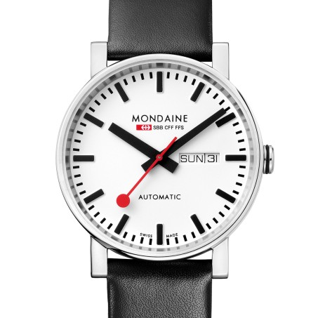 Mondaine - Evo Automatic A132.30348.11SBB Uhr