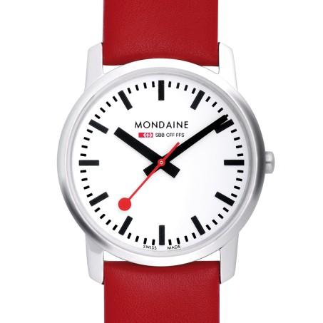 Mondaine - Simply Elegant 36mm A400.30351.11SBC Uhr