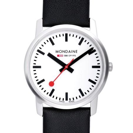 Mondaine - Simply Elegant 36mm A400.30351.11SBB Uhr