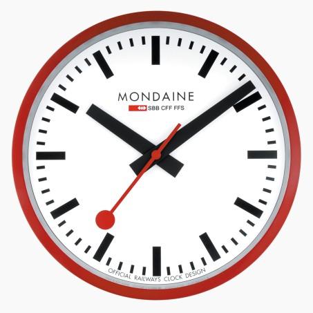 Mondaine - Wall Clock 25 cm A990.CLOCK.11SBC Uhr