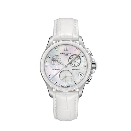 Certina - DS First Lady Chronograph Moon Phase C030.250.16.106.00 Uhr