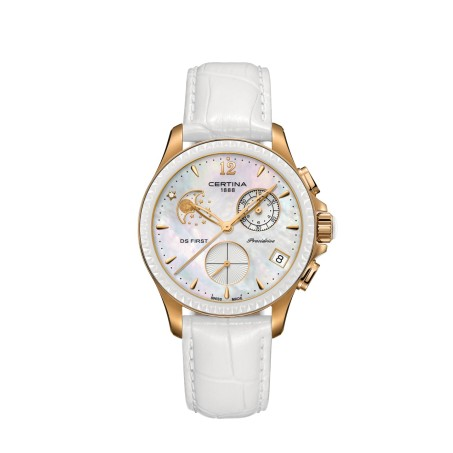 Certina - DS First Lady Chronograph Moon Phase C030.250.36.106.00 Uhr