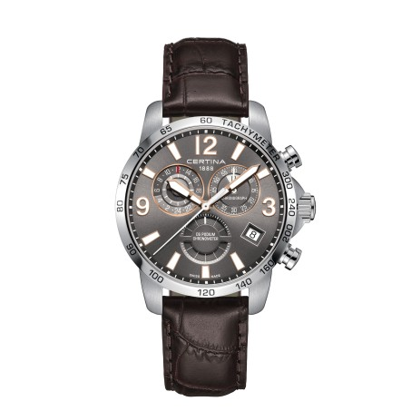 Certina - DS Podium Chronograph GMT C034.654.16.087.01 Uhr